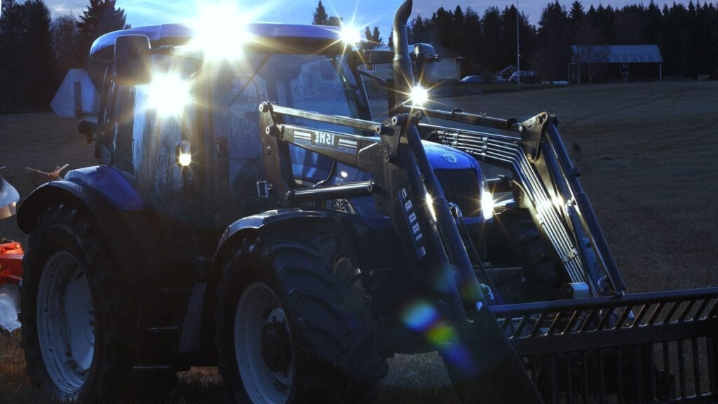 Tractor Nordic Lights LED