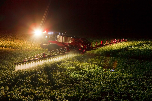 Agrifac Condor Nordic Lights
